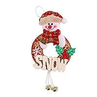 kicode christmas tree santa claus snowman elk bear festival party