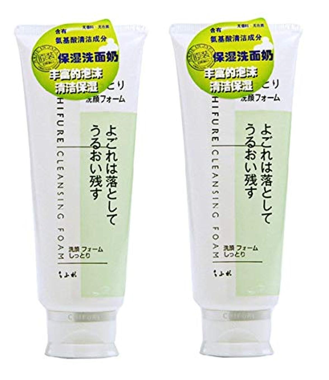 宣言するホールドオールここに【2個セット】ちふれ化粧品 洗顔フォームしっとり 150g×2
