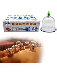 真空カッピングセット10マッサージ缶吸引カップセット理学療法療法吸引ヘルスケアマッサージ