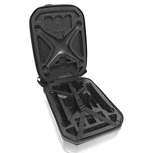 ナカバヤシ ドローン用カメラリュック ドローンバッグ キャリングケース Phantom 3シリーズ専用 CB-D100BK