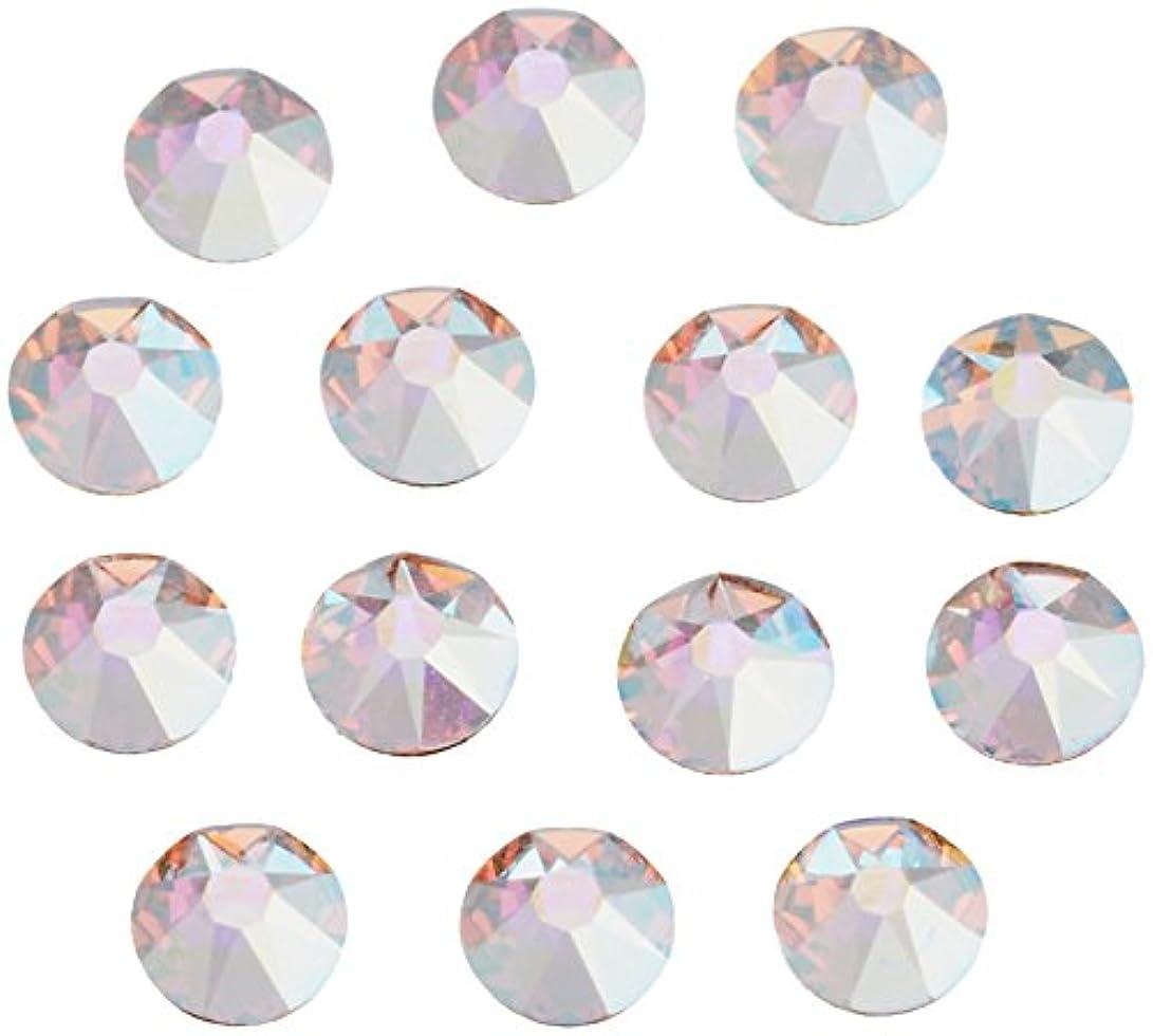 驚き一般化する乏しいネイルアートパーツ クリスタルAB SS12:3.0~3.2mm 240P
