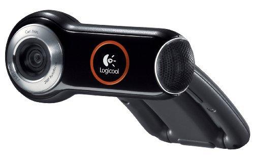 LOGICOOL ウェブカムプロ 9000 200万画素 カールツァイス社製レンズ採用 QCAM-200SX