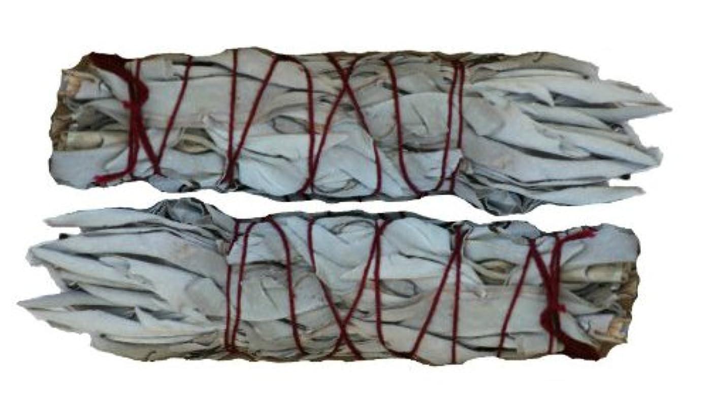ラベンダー福祉ムスタチオSKホワイトセージスマッジスティック – Mini ( 4インチ- 5インチ) – 2パック