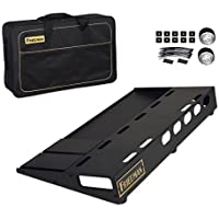 Friedman Amplification Tour Pro 1530 15 x 30 Pedal Board with Riser and Professional Carrying Bag [並行輸入品]