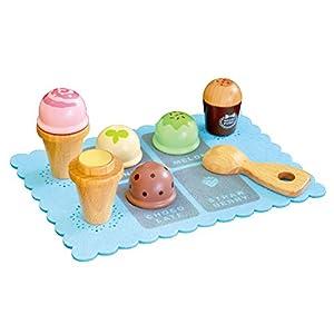 はじめてのおままごと アイスクリームセット