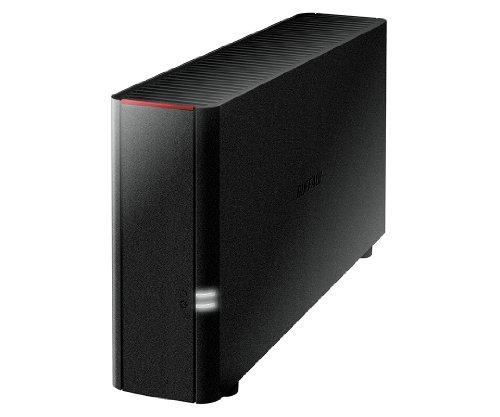 BUFFALO NAS スマホ/タブレット/PC対応 ネットワークHDD 2TB LS210D0201N 【エントリーモデル】