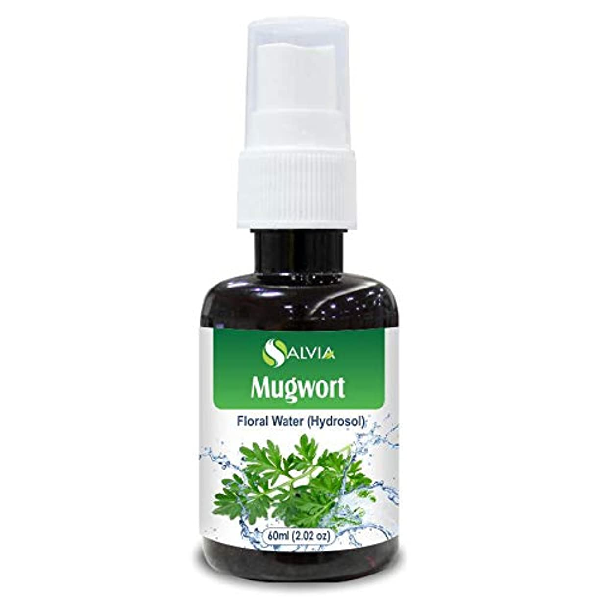 勝者ポジションドラゴンMugwort Floral Water 60ml (Hydrosol) 100% Pure And Natural
