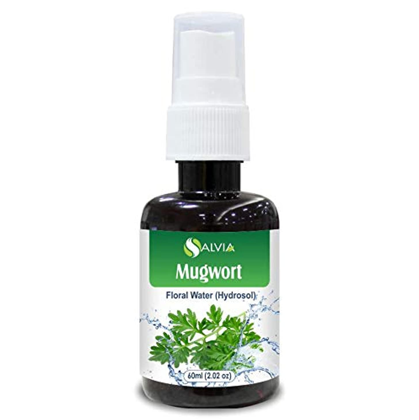 通信する属性ロマンチックMugwort Floral Water 60ml (Hydrosol) 100% Pure And Natural