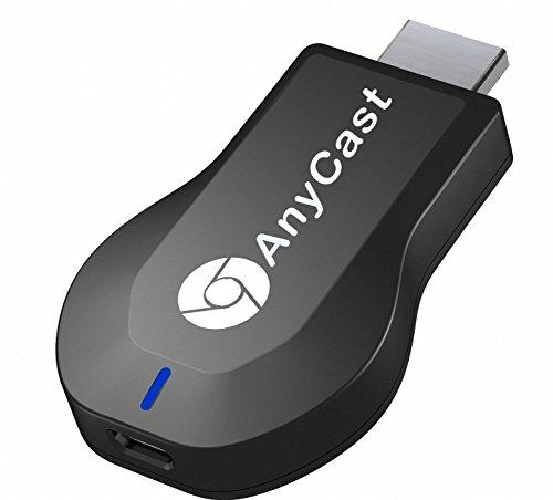 AnyCast ドングルレシーバー HDMIWiFiディスプレイ Wi-Fi iOS Android Windows MAC OSシステム通用 CE
