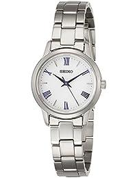 [セイコーセレクション]SEIKO SELECTION 腕時計 SEIKO SELCTION ソーラー ホワイト文字盤 ローマ数字配置 10気圧防水 サファイアガラス STPX047 レディース