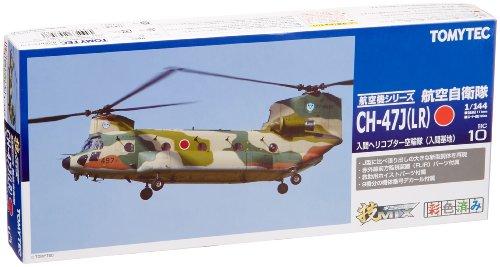 トミーテック 技MIX 技HC10 陸自 CH47J LR 入間