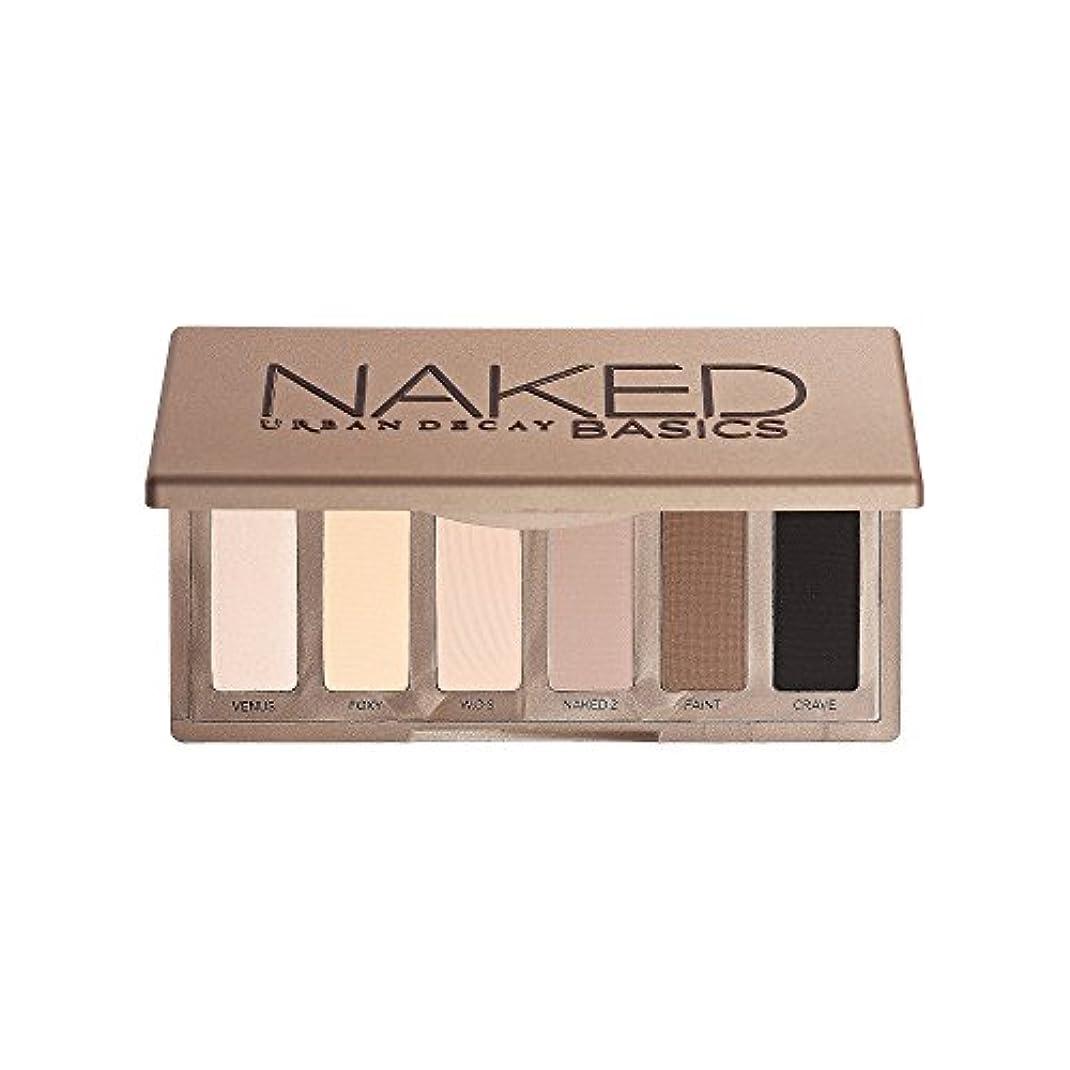 ディレクター相談征服するUrban Decay Naked Basics Palette ネイキッドパレット ベーシックス