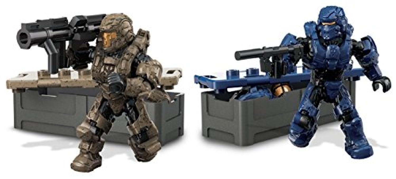 Mega Bloks Halo Spartan Armor Customizer Pack [並行輸入品]