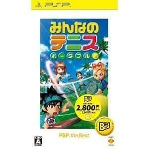 みんなのテニス ポータブル PSP the Best