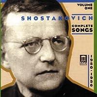 Shostakovich: Complete Songs, Volume 1 (2002-04-30)