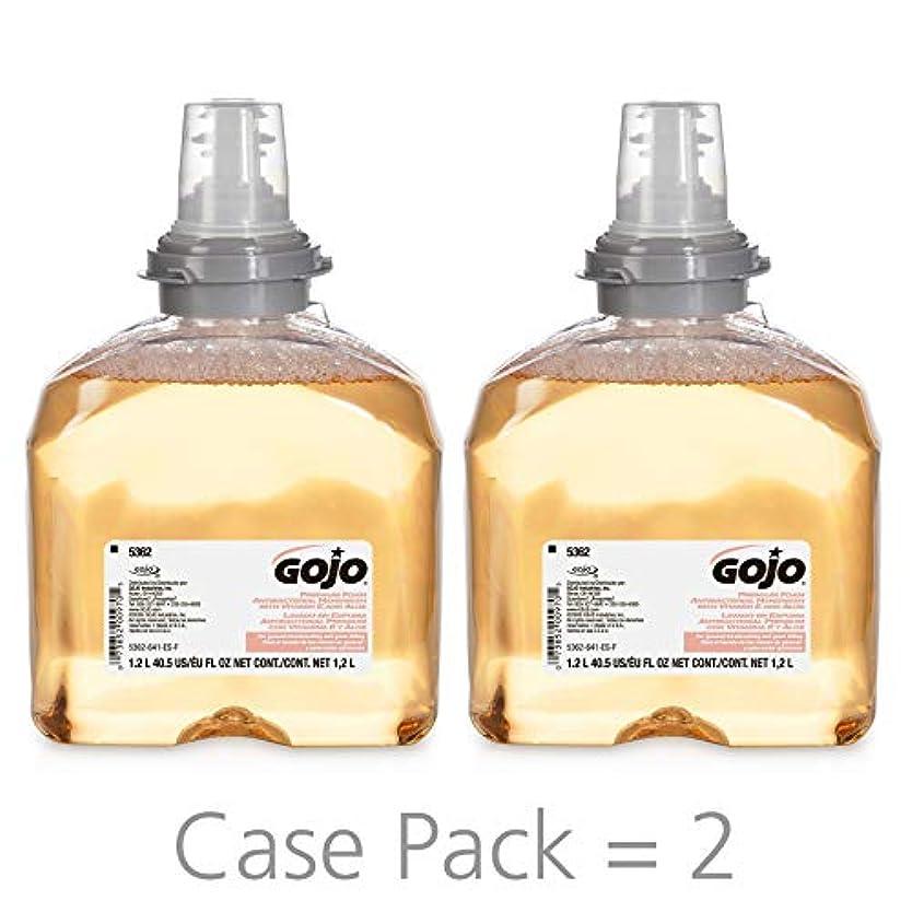 書き出す日光好戦的なPremium Foam Antibacterial Hand Wash, Fresh Fruit Scent, 1200ml (並行輸入品)