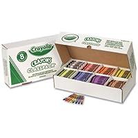 CrayolaクレヨンClasspacks 8カラー