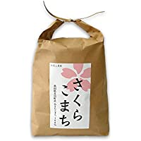 新米【美白無洗米】秋田県産 農家直送 特別栽培米 あきたこまち 5kg 平成30年産 古代米付き