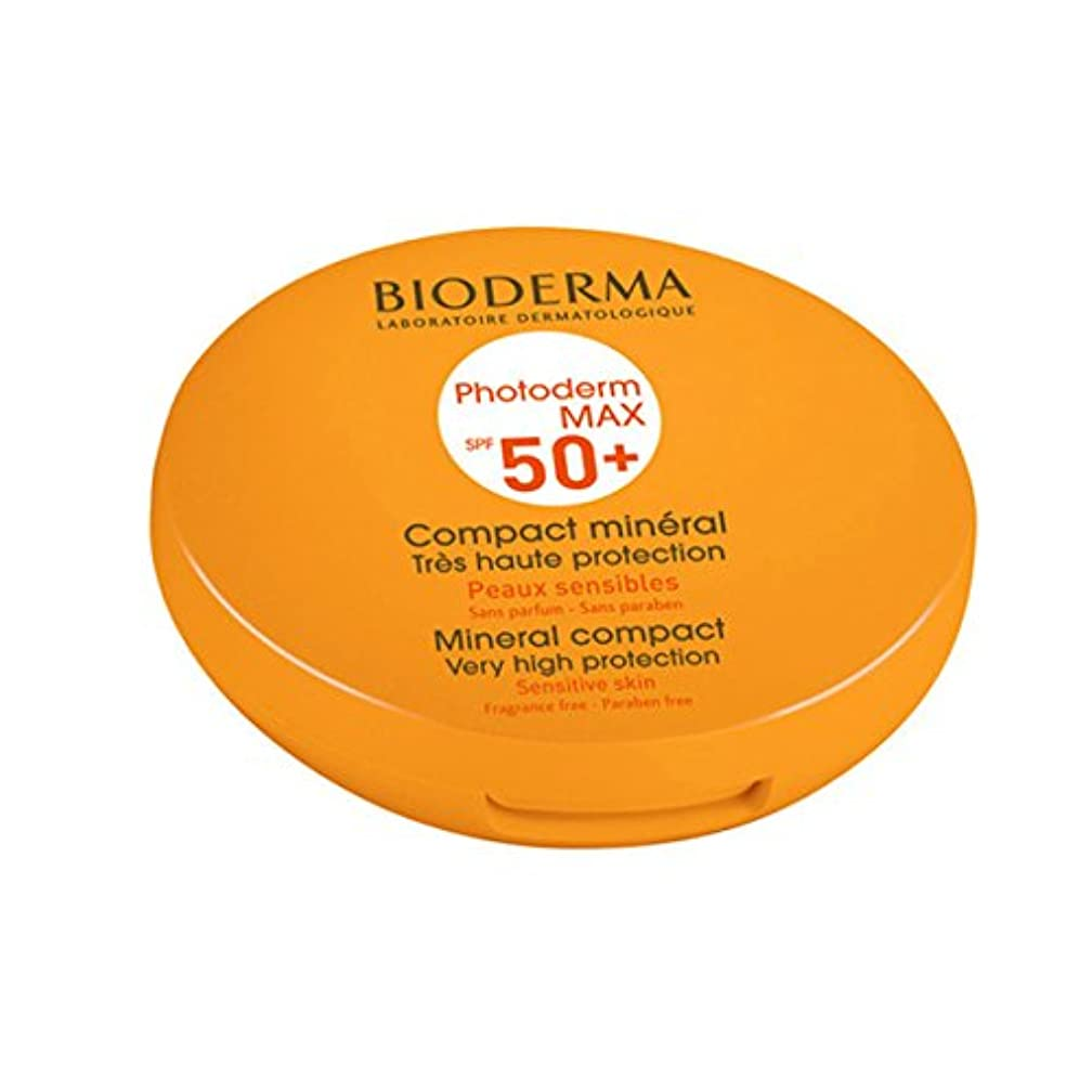 たぶんアリバンガローBioderma Photoderm Max Compact Mineral 50+ Golden 10g [並行輸入品]