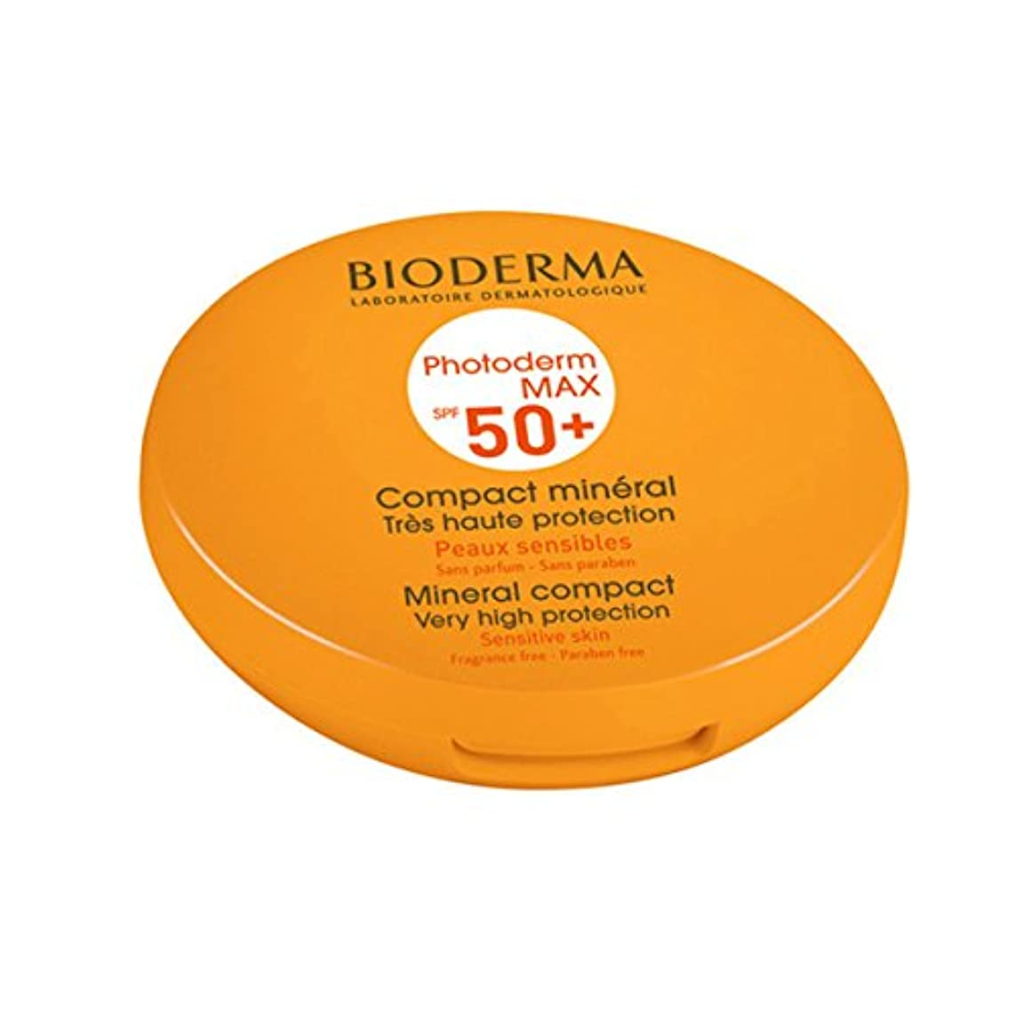クリスチャン自治ベッドを作るBioderma Photoderm Max Compact Mineral 50+ Golden 10g [並行輸入品]