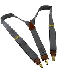 Hold-Up Suspender Co. ACCESSORY メンズ US サイズ: One Size カラー: グレー