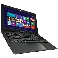 ASUS ノートブック X200MA  (WIN8.1 with Bing 64Bit / 11.6inch / Celeron N2830 / 4G / 500GB / kingsoft multi-license / ブラック) X200MA-B-BLACK