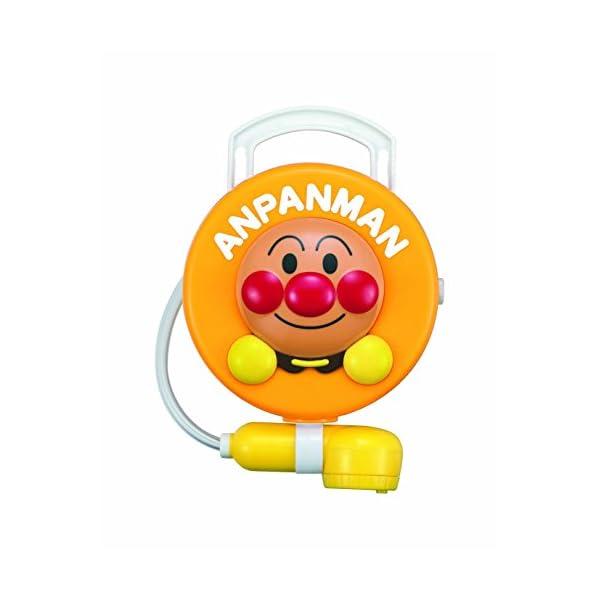 アンパンマン どこでもシャワー (リニューアル)の商品画像