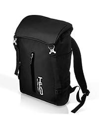 Healthknit Product(ヘルスニット プロダクト) リュック ロゴプリント リュックサック 大容量 通学 旅行 通勤