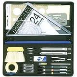 ドラパス オール・イン・ワン製図器 10本組25品 053001