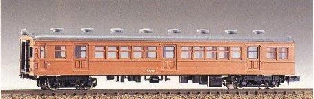 Nゲージ 151 クハ55 (未塗装車体キット)