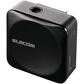 エレコム Bluetoothレシーバー(ブラック)ELECOM LBT-PAR01AVBK