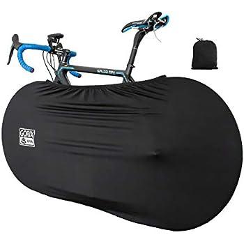 005096ee0854f5 GORIX ゴリックス 伸縮式自転車ホイールカバーolol 自転車室内保管カバー 車載輸送 大径車用 ホイールカバー ロードバイク等対応