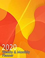 2020 Calendar With Orange Circle Jan - Dec 2020: Perfect Orange Circle Calendar for Weekly Monthly Planner - Agenda Calendar (Weekly Daily Monthly Yearly) Calendar ... Ideal for habit tracking, budget tracking, planning, journaling, notes, ideas ...