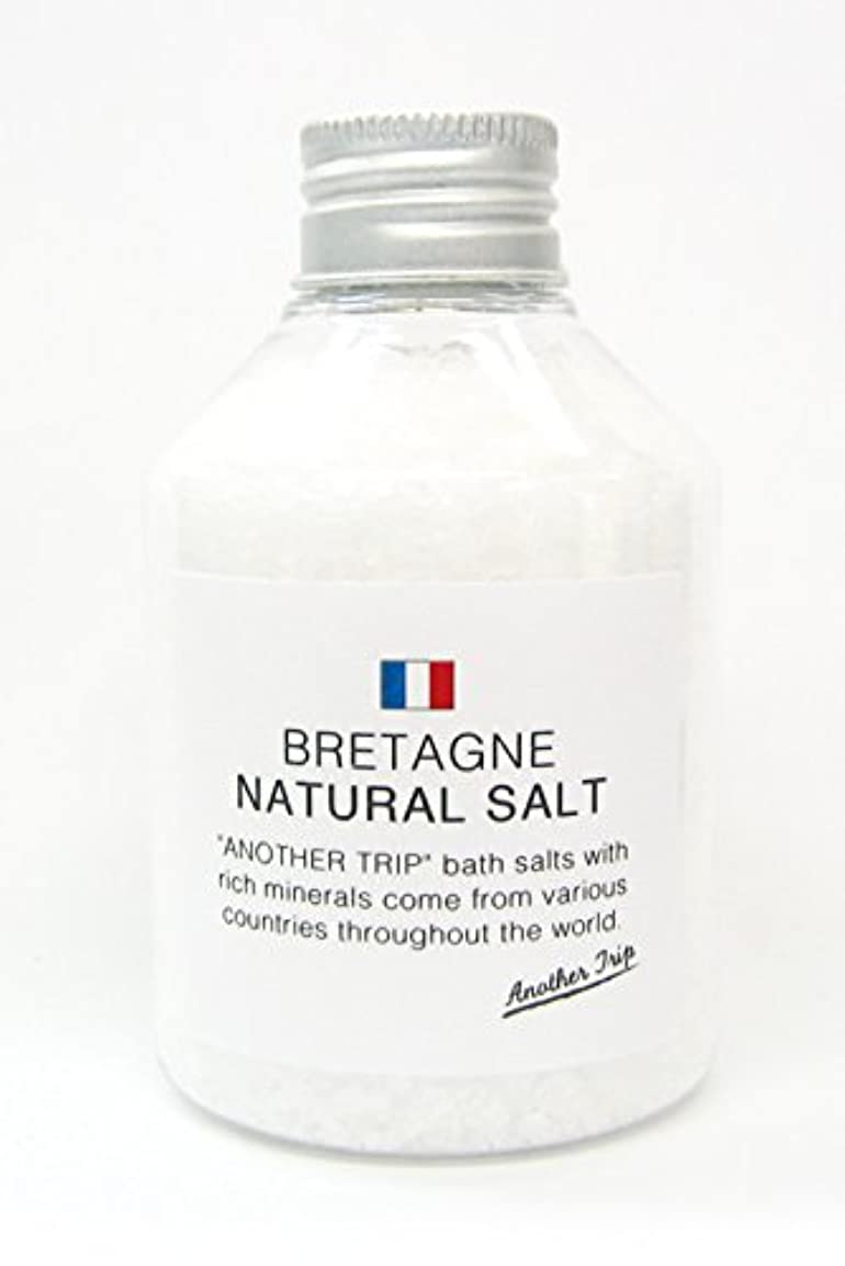 受粉者広く花弁アナザートリップN ブルターニュナチュラルソルト 190g