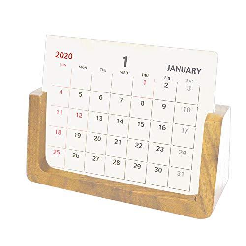 年 カレンダー 2020 卓上