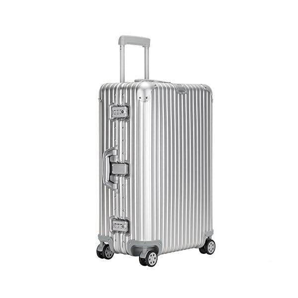 クロース(Kroeus) スーツケース アルミ・...の商品画像
