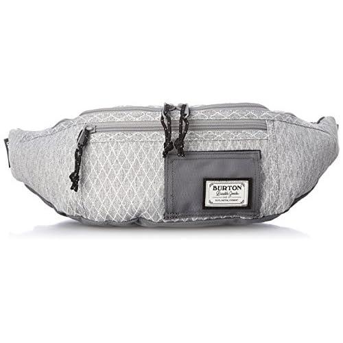 [バートン] BURTON バッグ Savior Waist Bag 116001 077 (Grey Heather Diamond Ripstop)