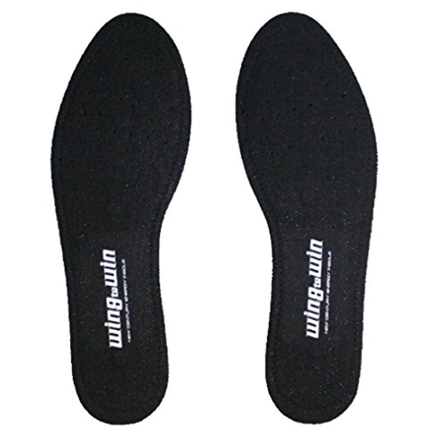 ナプキン侵略ビザTQインソール ハードタイプ Lサイズ 足への負担を軽減 全身のバランスがとれ、人生の歩みが変わる (L)