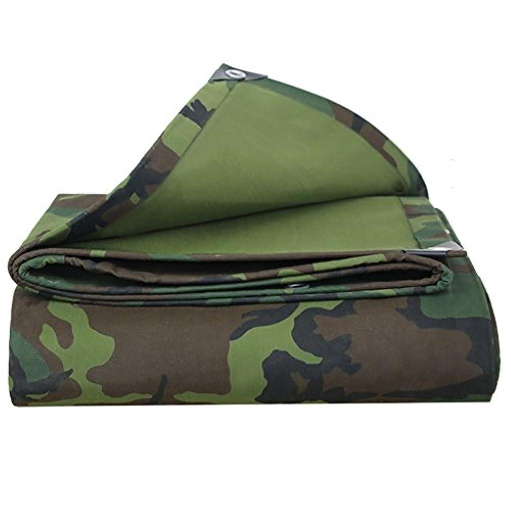 空皮元気WCH アイレット550g /㎡が付いている防水迷彩の屋外の肥厚の耐雨性の日焼け止め日除けの防水シート