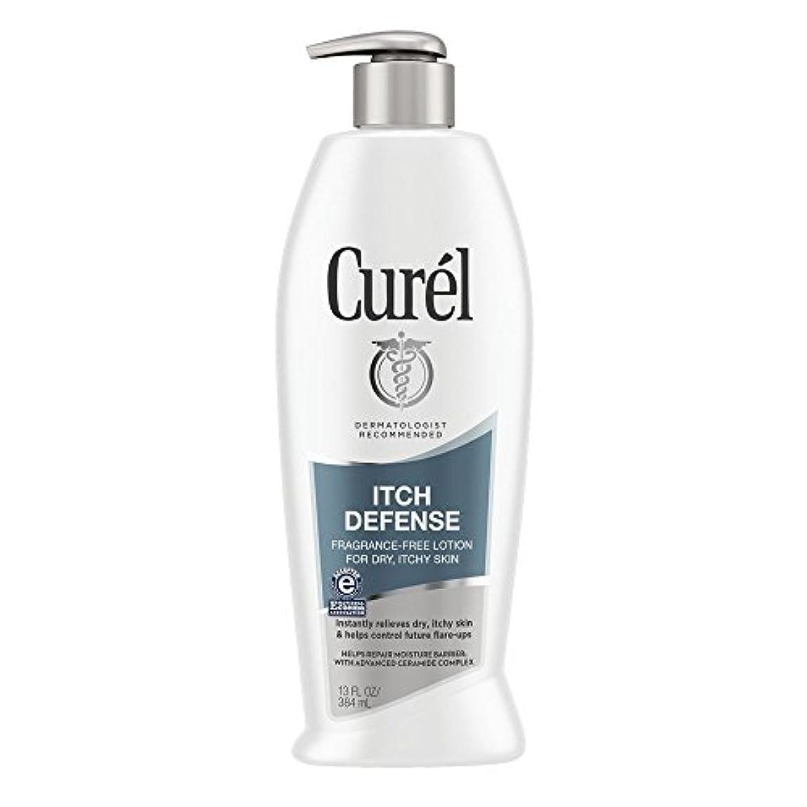 シャーロックホームズ吸う分Curel Itch Defense Lotion 385 ml Lotion