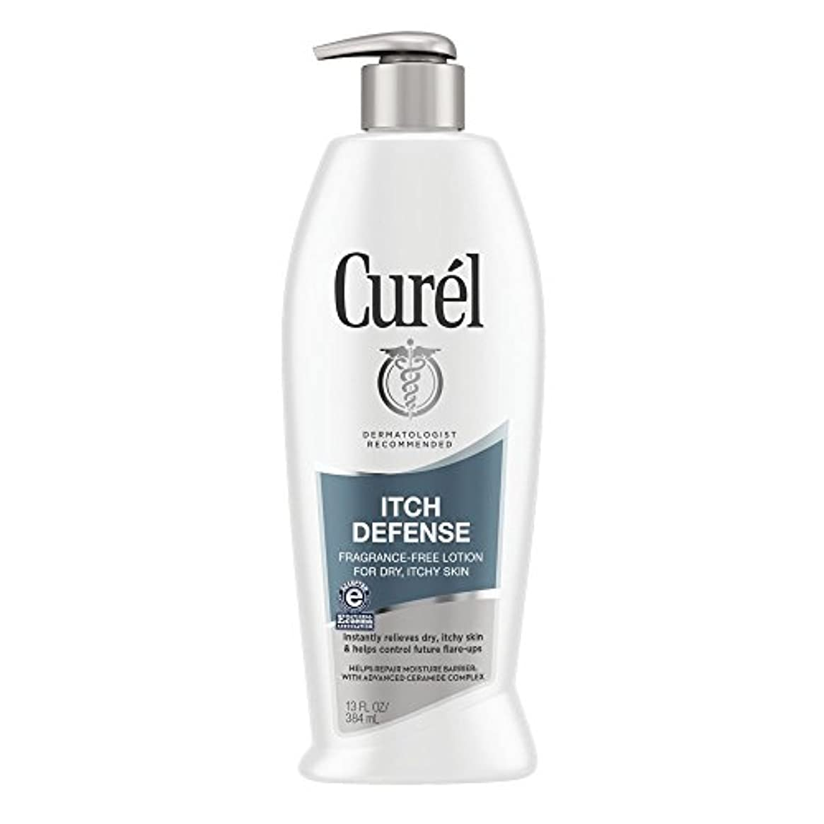 コックアプローチなしでCurel Itch Defense Lotion 385 ml Lotion