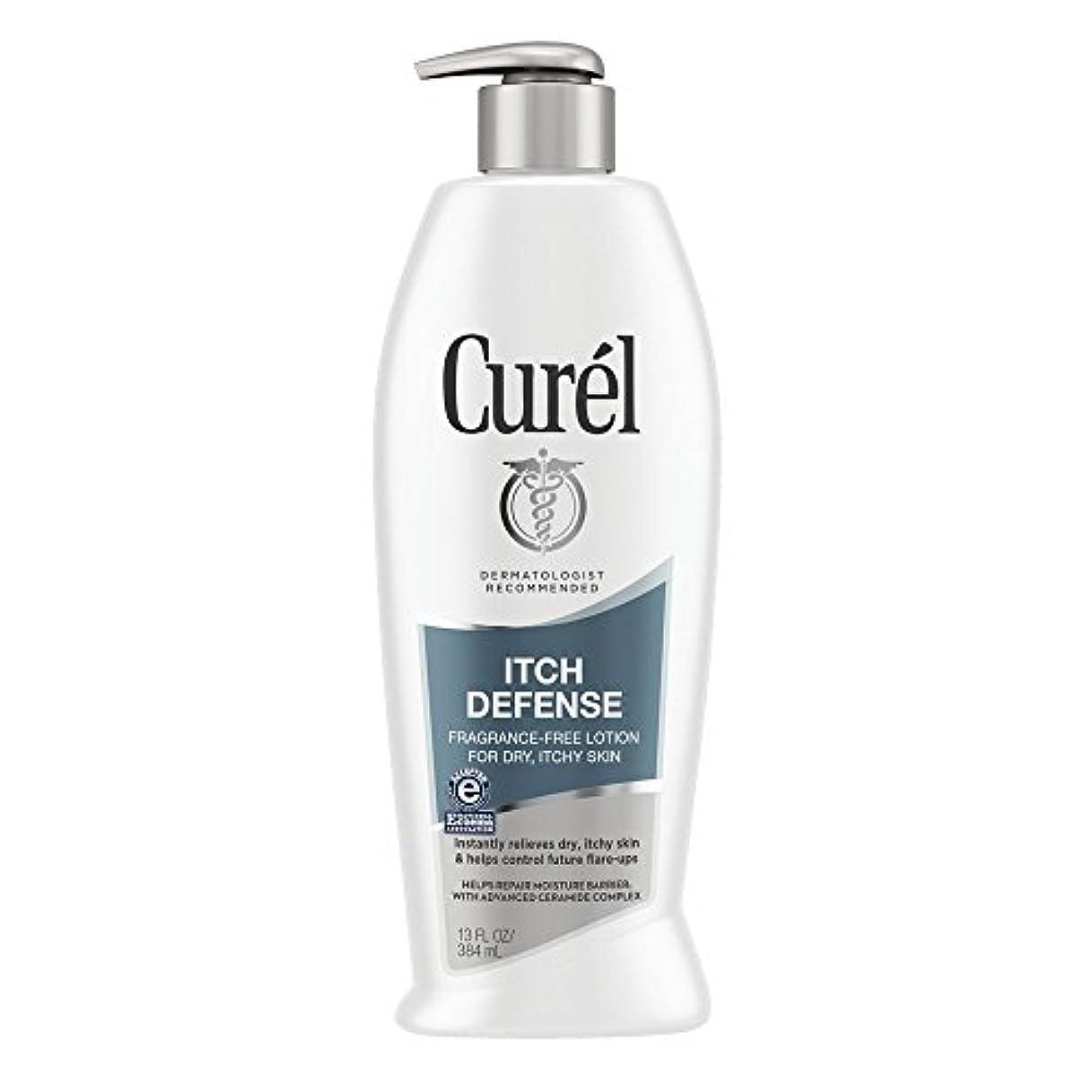 ジャンク属する原子炉Curel Itch Defense Lotion 385 ml Lotion
