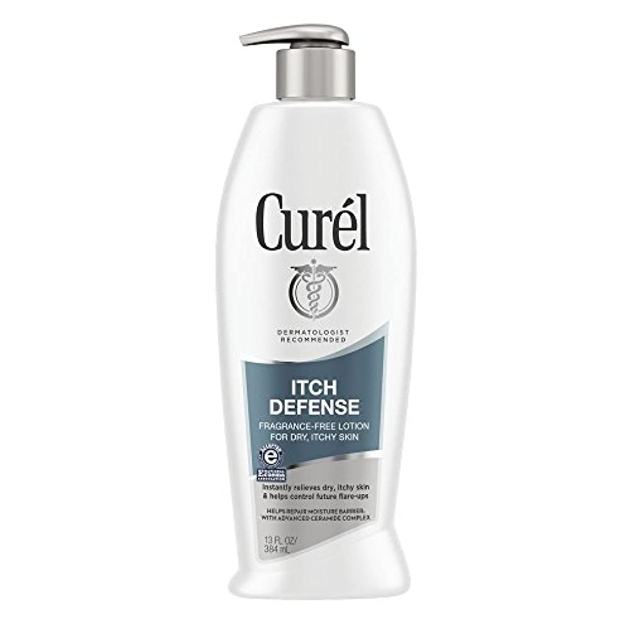 罪適切な対立Curel Itch Defense Lotion 385 ml Lotion
