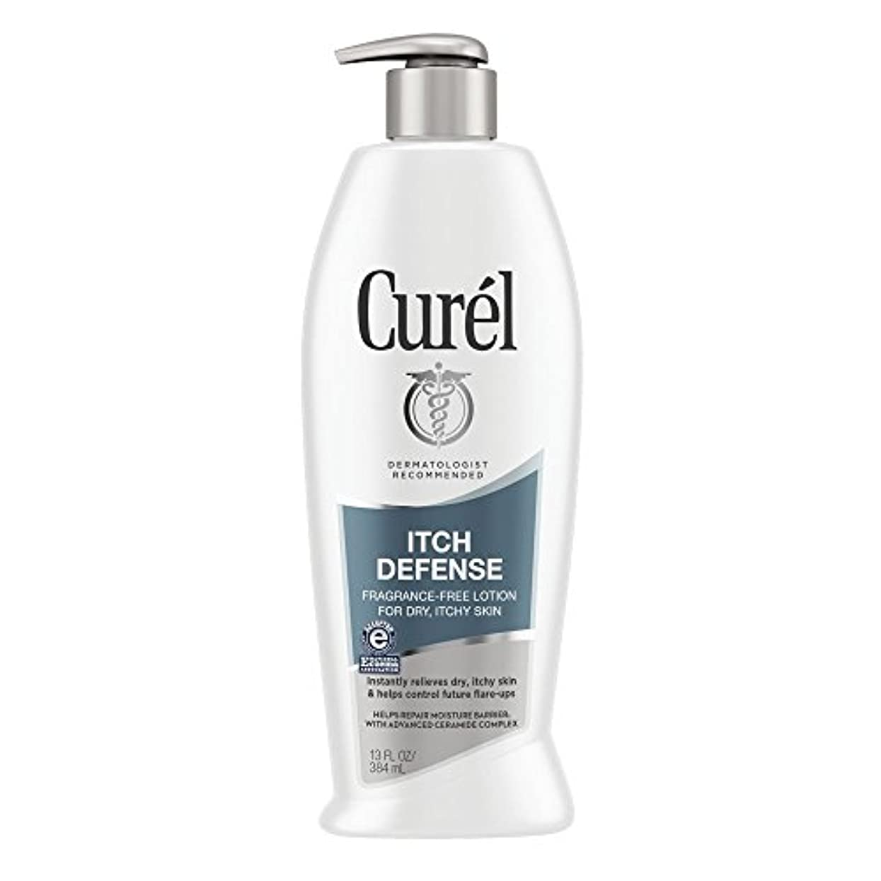 干渉先史時代の剪断Curel Itch Defense Lotion 385 ml Lotion