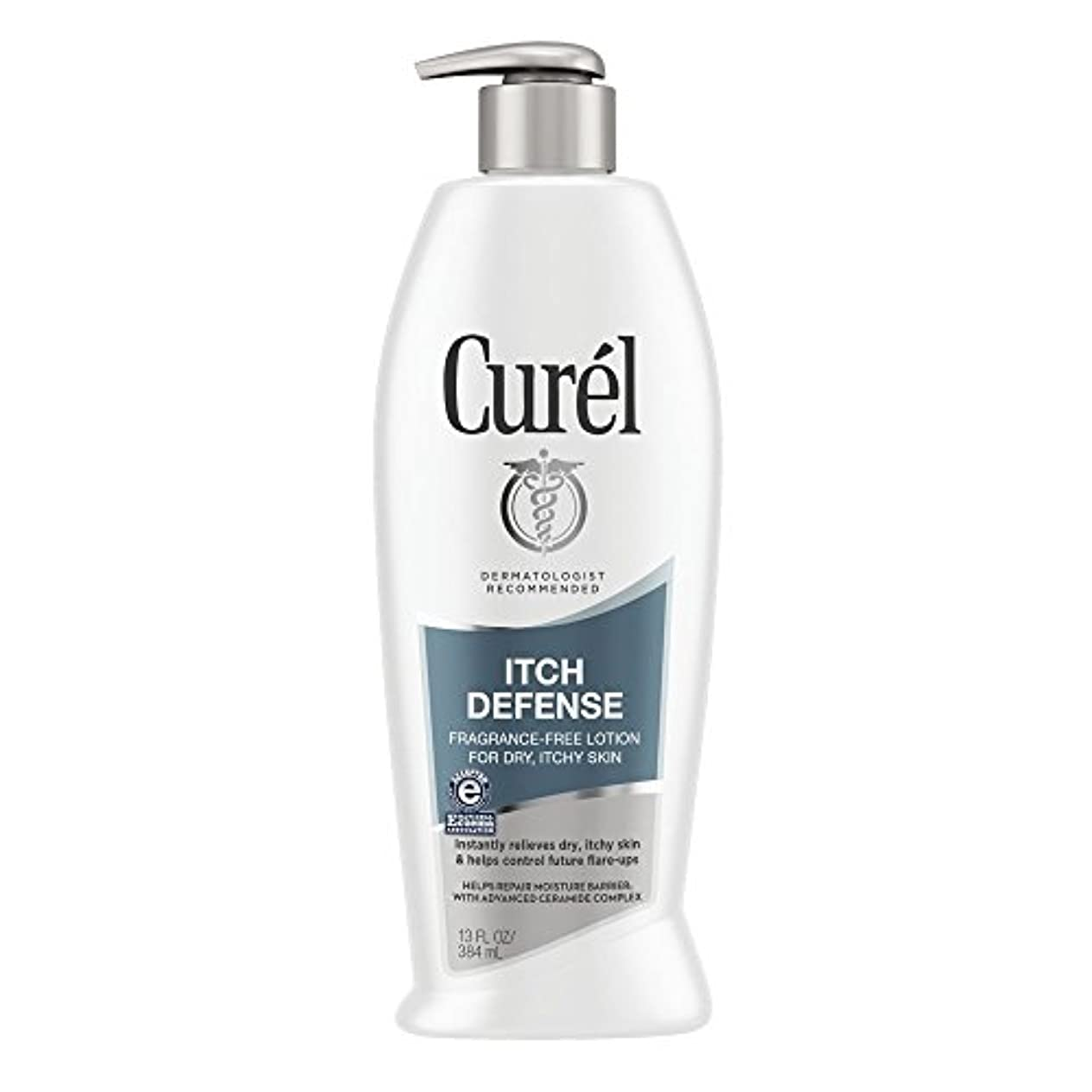 変化する矢消費者Curel Itch Defense Lotion 385 ml Lotion