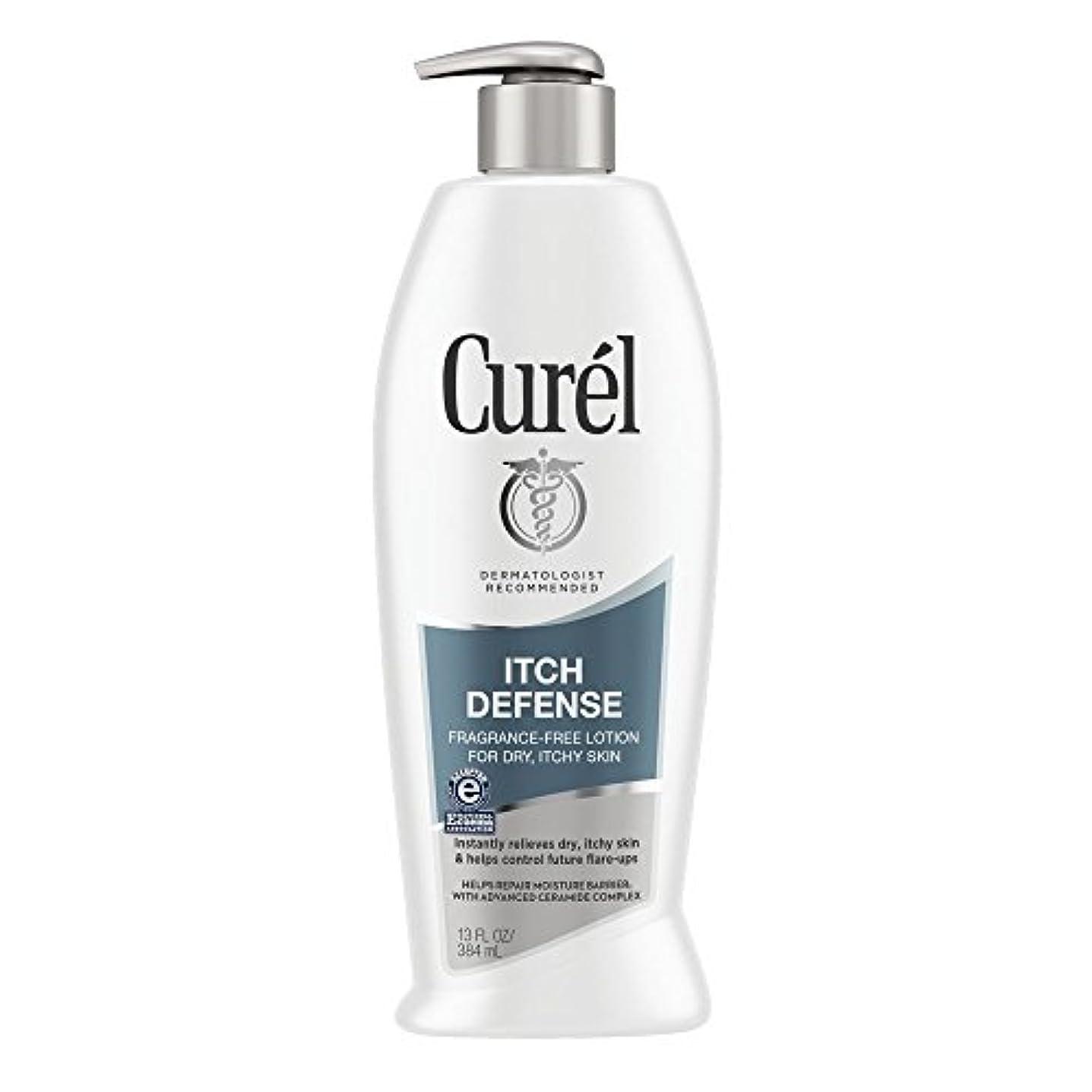 苦行効果的憂慮すべきCurel Itch Defense Lotion 385 ml Lotion