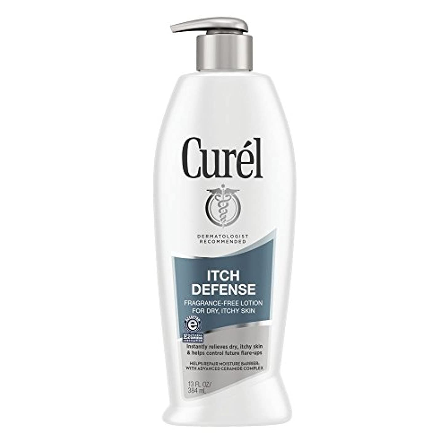 名誉ある手つかずの続編Curel Itch Defense Lotion 385 ml Lotion