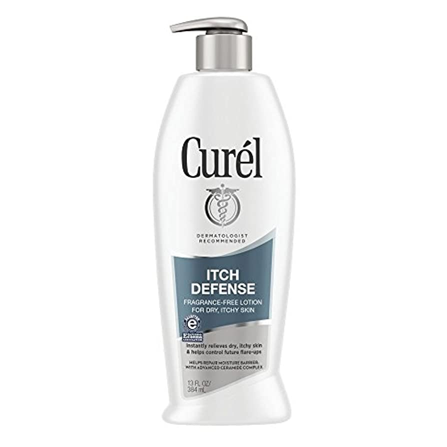 永続追加華氏Curel Itch Defense Lotion 385 ml Lotion
