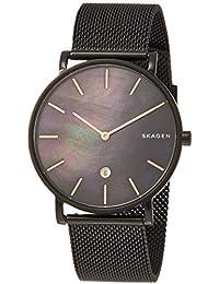 [スカーゲン] 腕時計 HAGEN SKW6472 メンズ 正規輸入品 ブラック