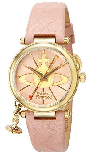 [ヴィヴィアンウエストウッド] 腕時計 VV006PKPK 並行輸入品 ピンク